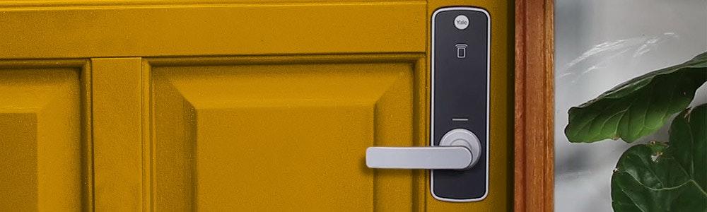 yale-unity-entrance-lock-on-yellow-door-jpg