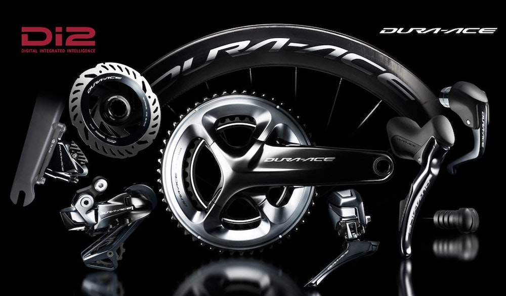 shimano dura ace 9150 groupset release