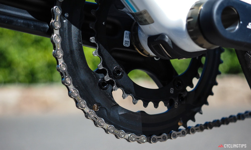 campagnolo centaur groupset ten things to know chainrings