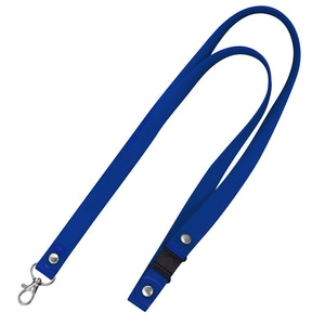 5000 Stock Silicone Lanyards