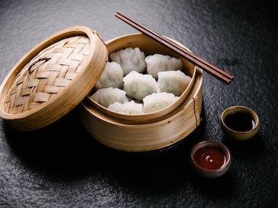 Prawn & Chive Dumplings 8pc
