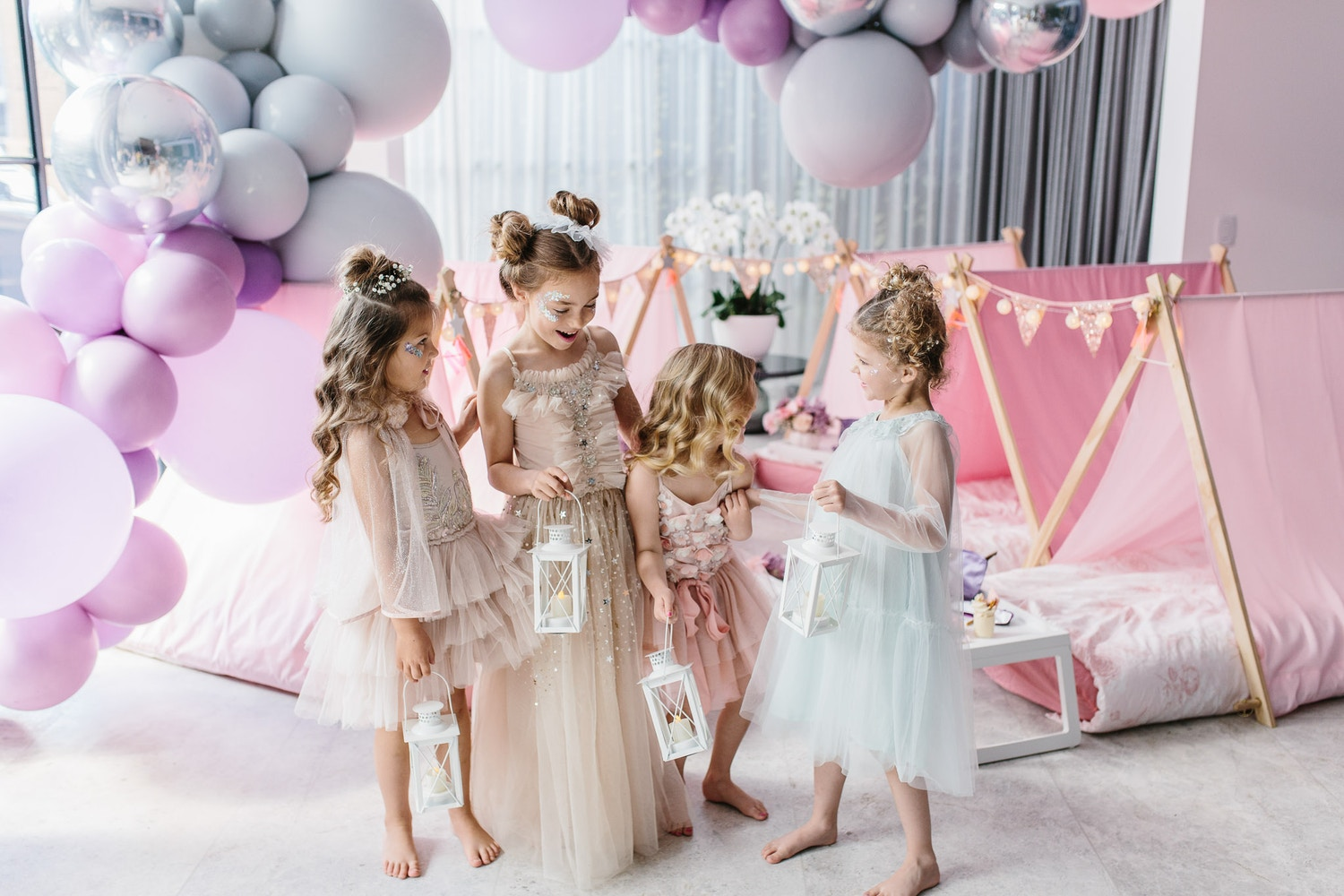 KIDS PARTY IDEAS: HOW TO PLAN A KID'S BIRTHDAY