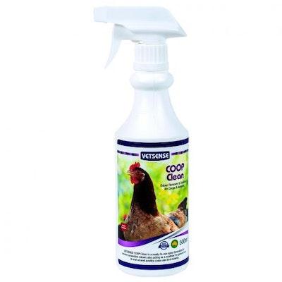 Vetsense Coop Clean 500mL Spray