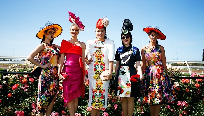 The Pinnacle of Racing Fashion - Crown Oaks Day