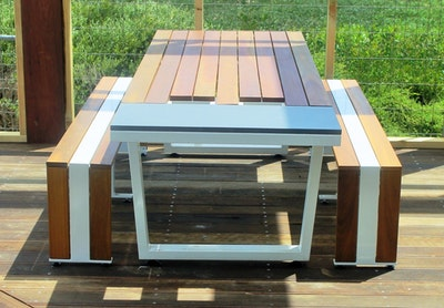 Outdoor Table Creations PRE ORDER - The Communis Table
