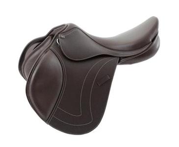 Premier Equine Prideaux Synthetic Close Contact Jump Saddle