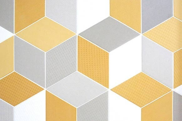 Mutina Tex Geometric Pattern Tile