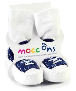 Sock Ons MOCC ONS Navy Sneaker  12-18