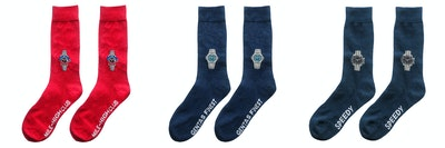 Watch Rats Watch Socks - 3 Pack