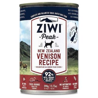 ZiwiPeak Daily Dog Cuisine Venison Wet Dog Food 390G