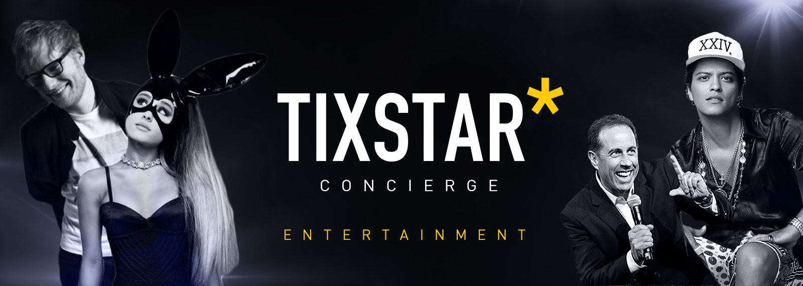TIXSTAR CONCIERGE ENTERTAINMENT