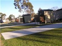 Ensuite sites at Wymah Valley Holiday Park