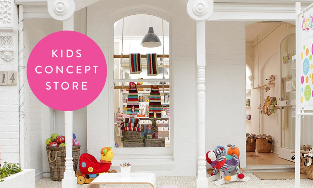 Cotton Candy Kids Concept Store