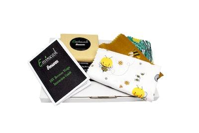 Envirocask DIY Beeswax Wraps Kit