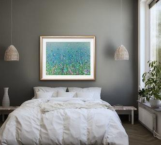 Fiona Adams Artwork Peacefulness - Landscape Print