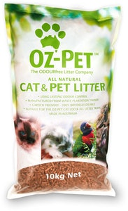 Oz-Pet Cat & Pet Litter