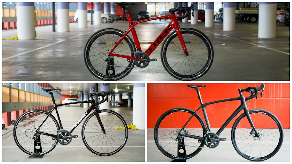 Road Bike Buyers Guide 2016 Trek collage BikeExchange