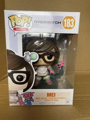 POP! Overwatch Mei (Blizzard) #183)