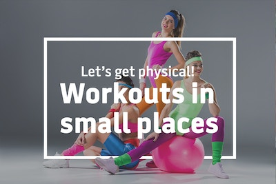 Workout In Small Spaces