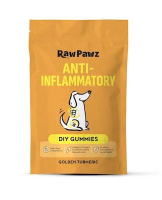 Raw Pawz Golden DIY Gummies