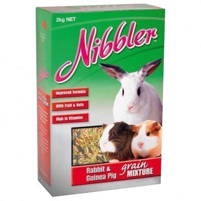 Nibbler Rabbit & Guinea Pig Mix 2kg