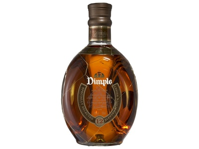Dimple 12 Year Old Blended Scotch Whisky 700mL