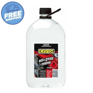Diggers Wax And Grease Remover 4Lt