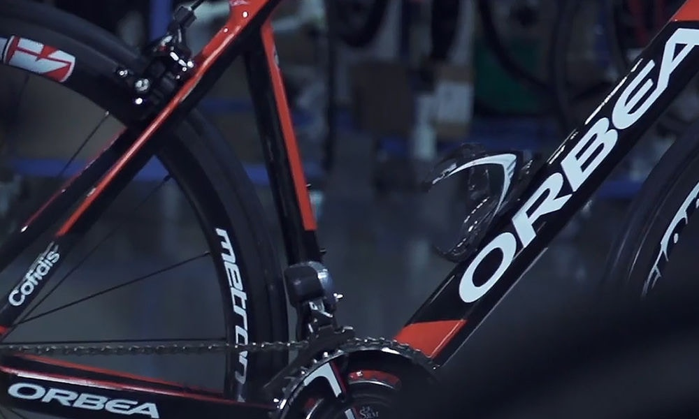 Orbea at the Tour de France