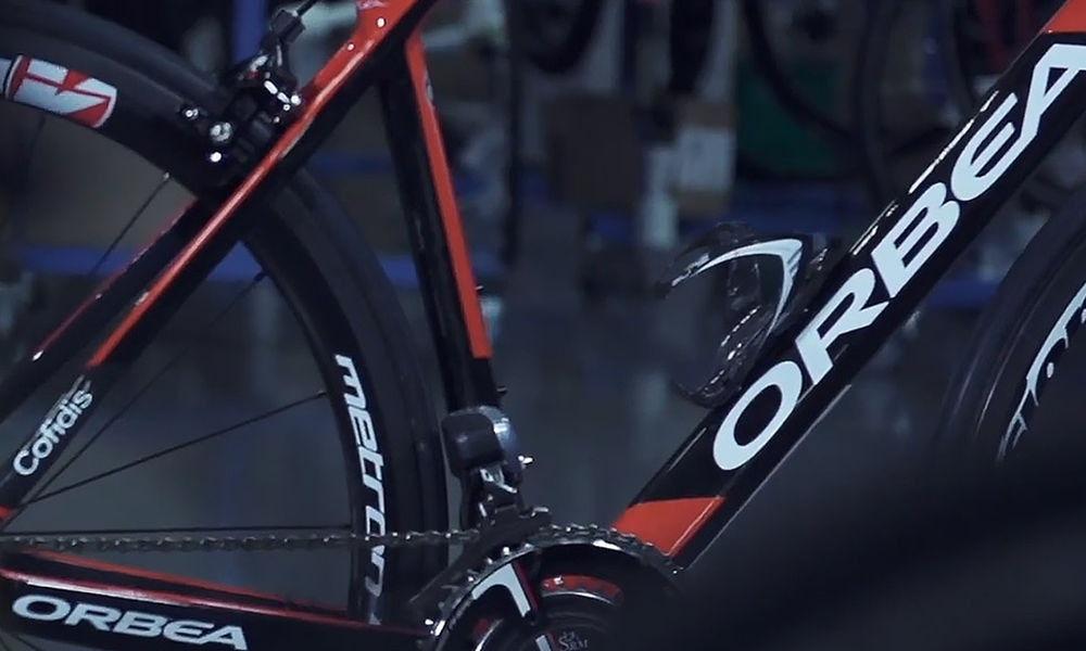 Orbea at the Tour de France