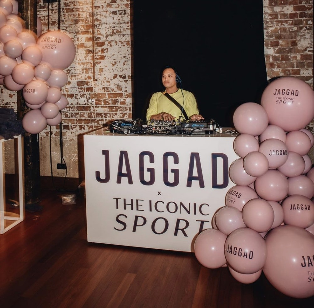 JAGGAD x The ICONIC Sport capsule collection launch
