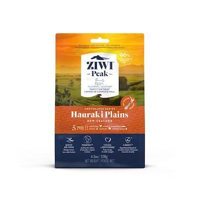 ZiwiPeak ZIWI Peak Provenance Air Dried Cat Food Hauraki Plains 128G