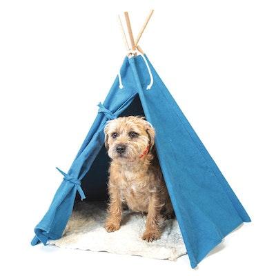 Georgie Paws Tepee Tent