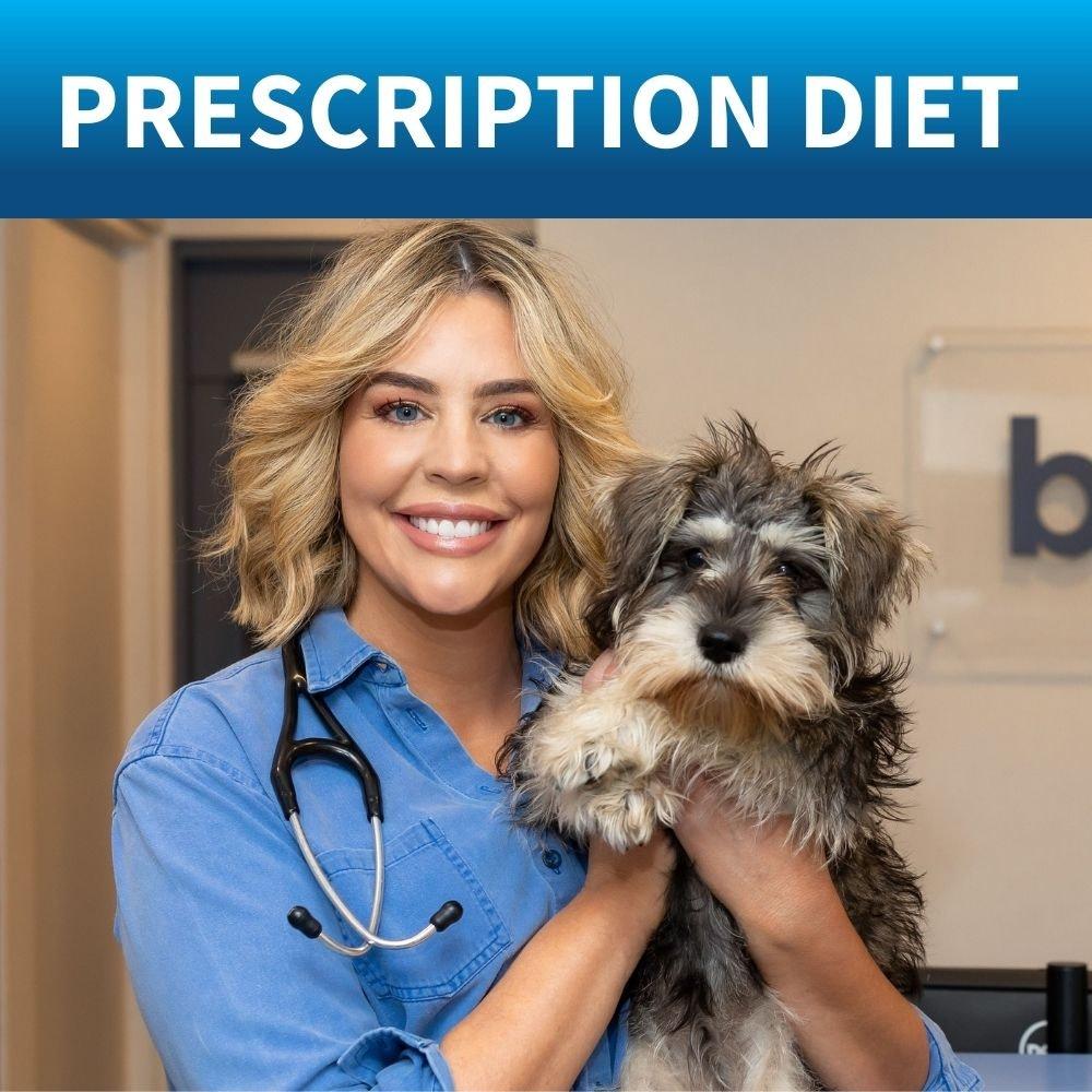 shop vet recommended prescription dog food