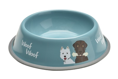 'The Rabble' Dog Bowl