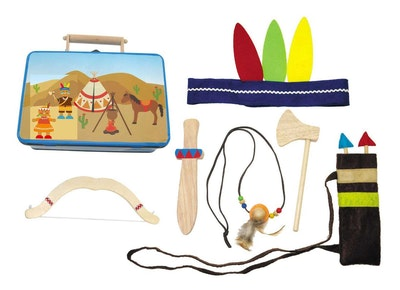 Kaper Kidz INDIAN TIN CASE