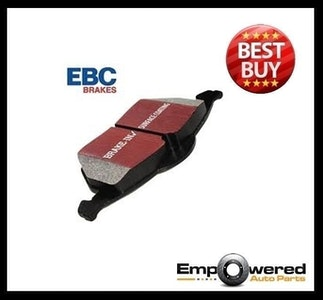 EBC ULTIMAX FRONT DISC BRAKE PADS for Ford Econovan Spectron 2000 1986-1990
