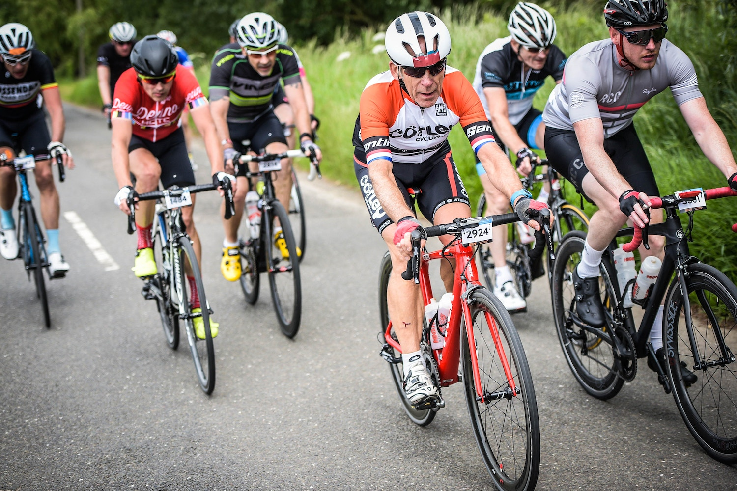 Tour of Cambridgeshire - From the Hot Seat