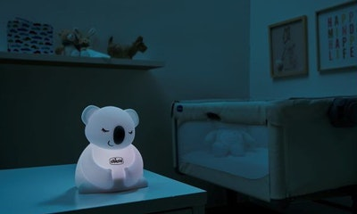 Chicco Fluffy the Koala Rechargeable Lamp (USB)