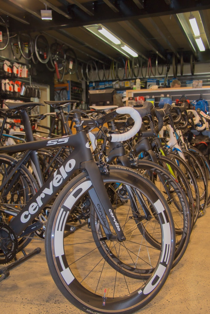 ride advice cervelo bikes