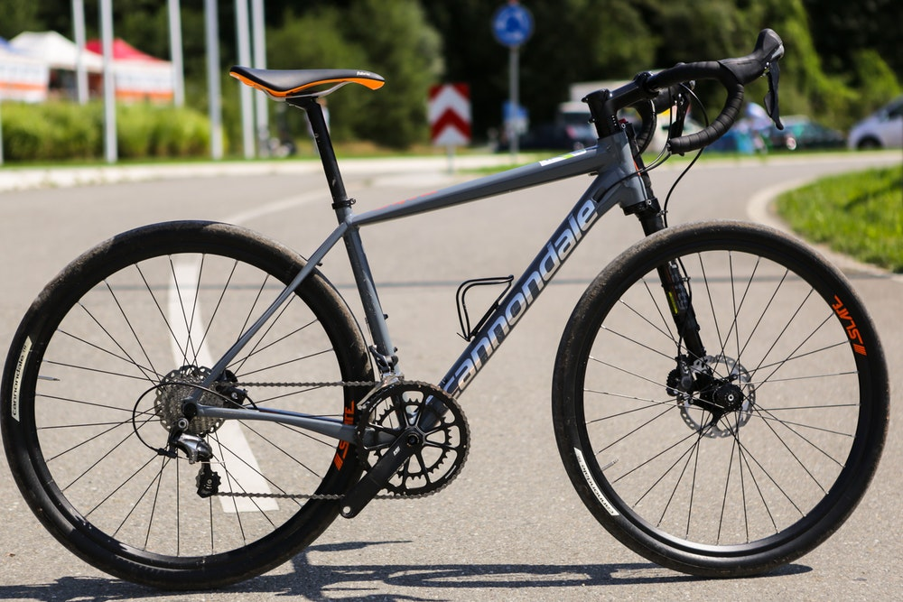 Cannondale bike at Eurobike 2015