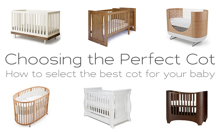 Choosing the right cot for your baby