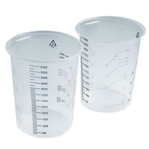 700CC Paint Measuring / Mixing Cups - 200 Cups