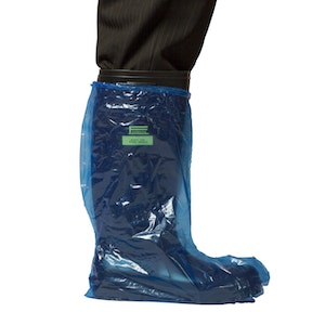 Polyethylene Boot Cover (100 Pack)
