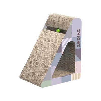 ZODIAC Triangle Cat Scratcher - Moruya 27X27X37 Cm