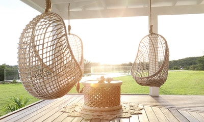 Wicker, Wood or Wire? Find your perfect outdoor chair.