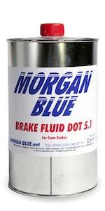 Morgan Blue Brake Fluid 1000CC