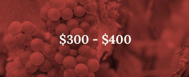 300 - 400 price range
