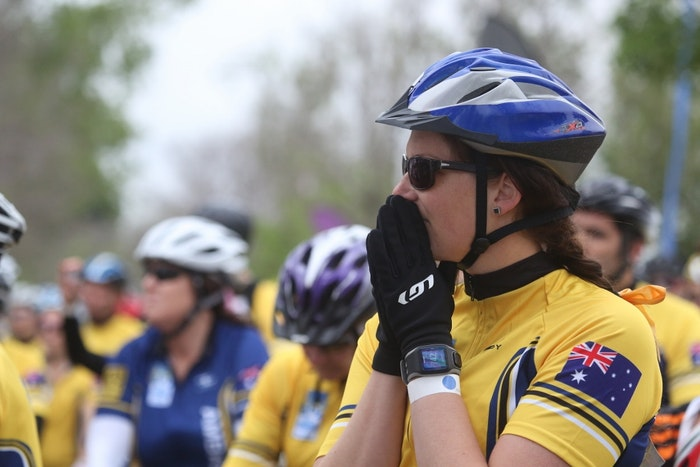 Ride to Conquer Cancer 2