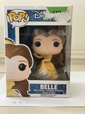 Belle #221 - Beauty and the Beast