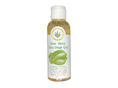 Aloe Vera Australia Skin Hair Golden Gel Skincare 125g